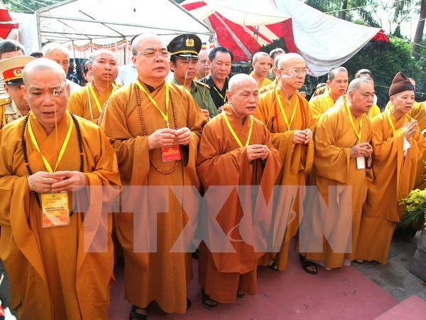 Requiem held for martyrs in northern battlefield hinh anh 1