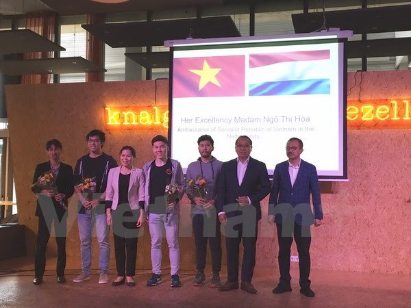 First ASEAN sport festival held in Netherlands hinh anh 1