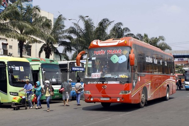 HCM City's eastern bus terminal to move hinh anh 1