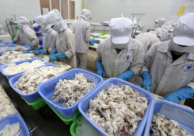 Vietnam's exports forecast to hit 195 billion USD in 2017 hinh anh 1