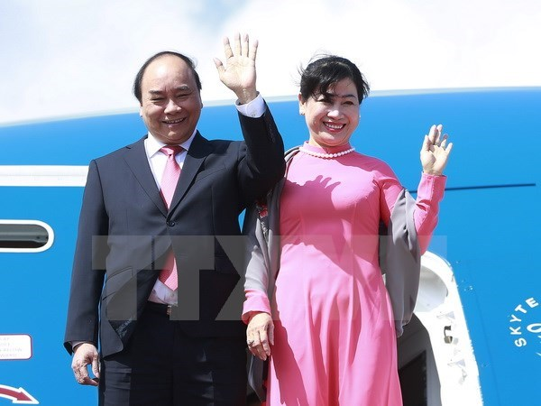 PM's Germany visit to transmit message about dynamic Vietnam hinh anh 1