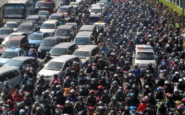 Indonesia plans to move capital from Jakarta hinh anh 1