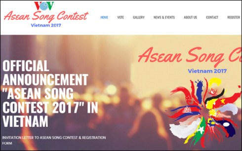 ASEAN Song Contest 2017 to be held in Vietnam hinh anh 1