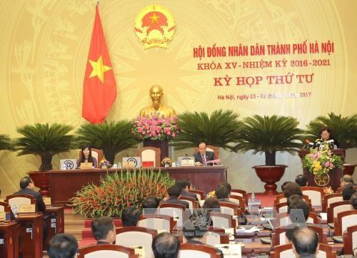 Hanoi okays spending 957 mln USD in public investment projects hinh anh 1