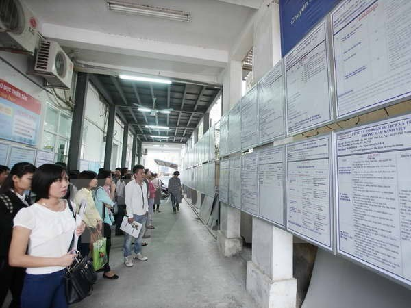 Unemployment dips slightly in second quarter hinh anh 1