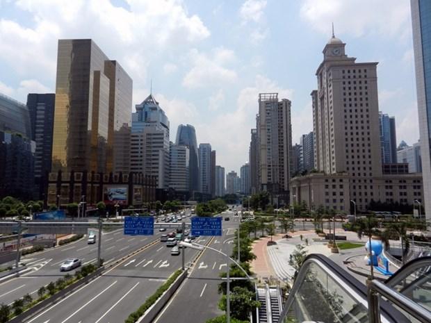 Vietnam, key trade partner of China's Guangzhou in ASEAN hinh anh 1