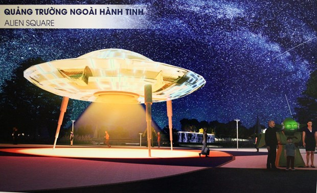 Nam Cuong group to build first astronomy park in Southeast Asia hinh anh 2