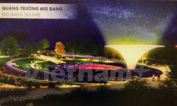 Nam Cuong group to build first astronomy park in Southeast Asia hinh anh 3