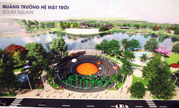 Nam Cuong group to build first astronomy park in Southeast Asia hinh anh 5