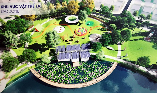 Nam Cuong group to build first astronomy park in Southeast Asia hinh anh 7