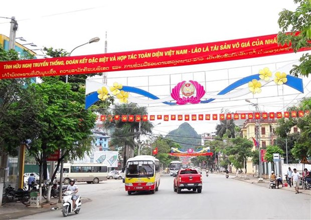 Activities mark 55th anniversary of VN -Laos friendship in Son La hinh anh 1