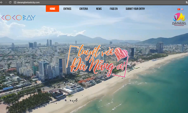 Danang FantastiCity contest opens for entries hinh anh 1