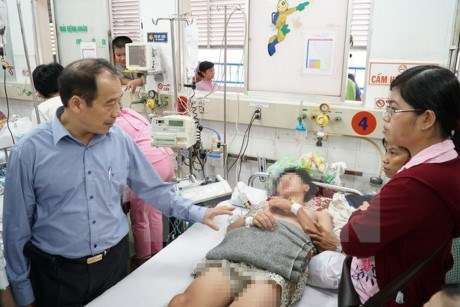 HCM asked to keep track of disease developments hinh anh 1