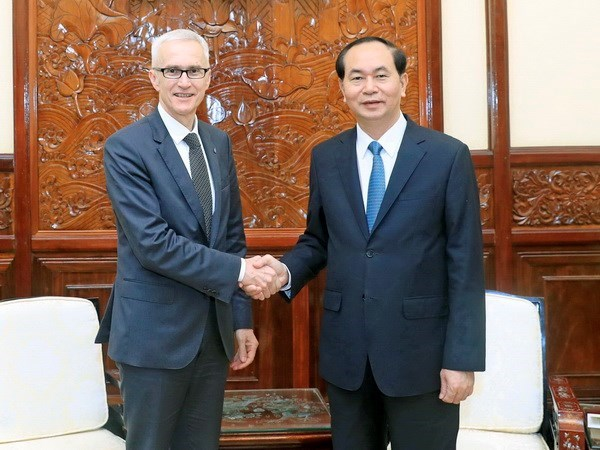Interpol to help Vietnam chase fugitives hinh anh 1