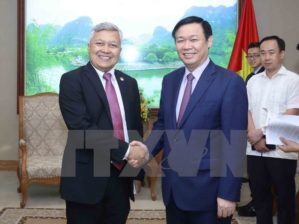 Vietnam beefs up ties with Indonesia, New Zealand, Australia hinh anh 1