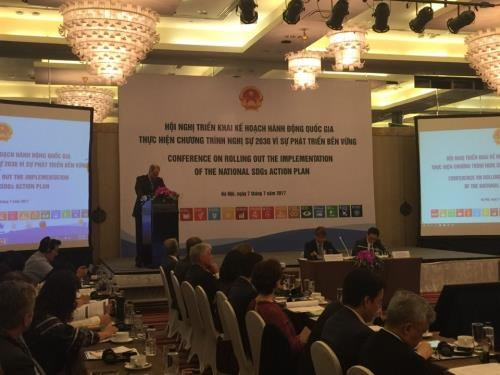 Vietnam takes action realising MDGs 2030 hinh anh 1