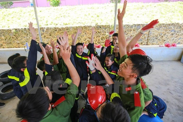 Thanh Hoa: Forum equips children with safe skills hinh anh 1