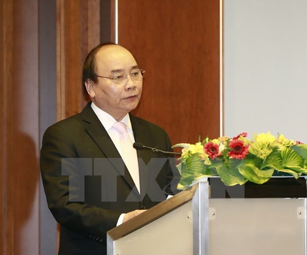 Vietnam, Germany seek to raise trade to 20 bln USD hinh anh 1