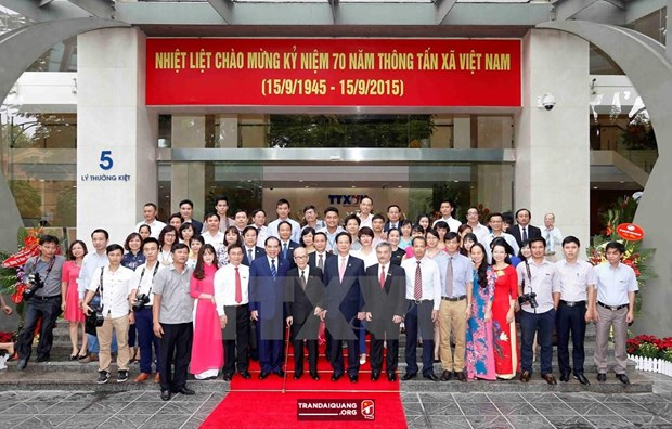 PM okays proposals to set up VNA, VOV representative offices abroad hinh anh 1
