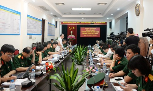 Combining economic, defence duties – army's long-term strategic task hinh anh 1