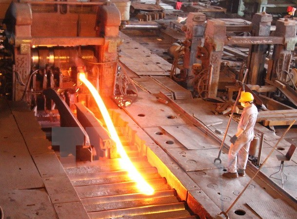 VNSTEEL subsidiaries make profits hinh anh 1