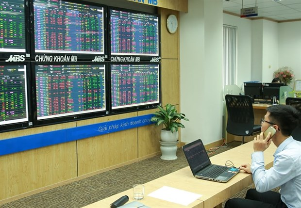 VN-Index up on investor confidence hinh anh 1