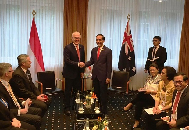 Indonesia, Australia agree to complete CEPA in late 2017 hinh anh 1