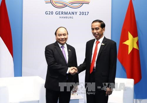 PM meets country leaders on sidelines of G20 Summit hinh anh 1