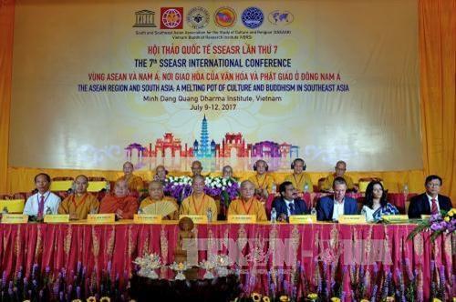 HCM City hosts int'l workshop on Buddhism hinh anh 1