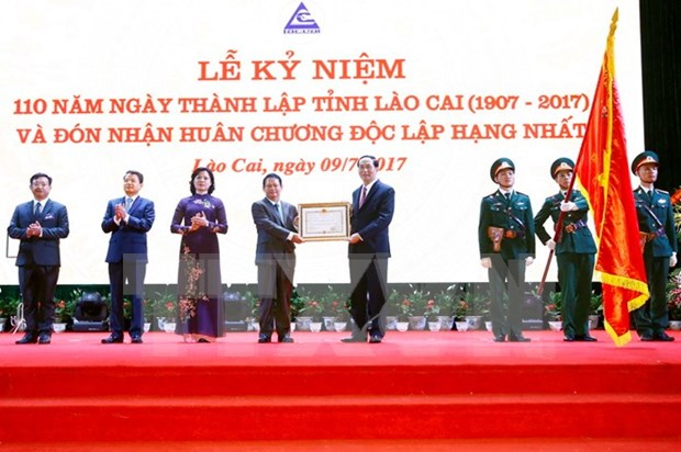 Lao Cai urged to boost its growth hinh anh 1