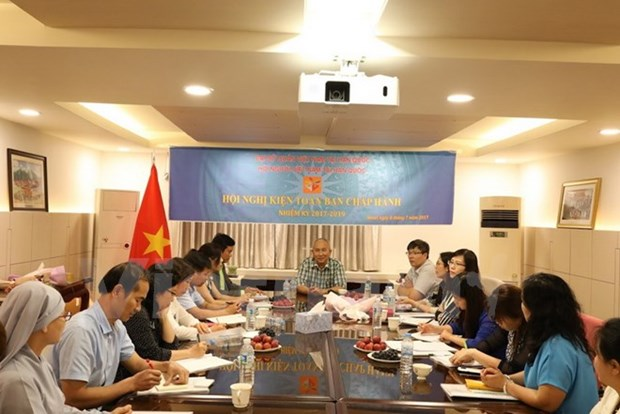 Vietnamese association in RoK elects new executive board hinh anh 1