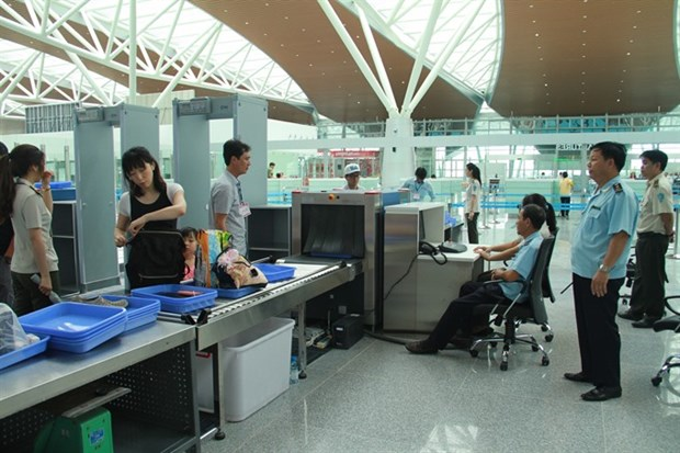 Vietnam customs to tighten baggage security hinh anh 1