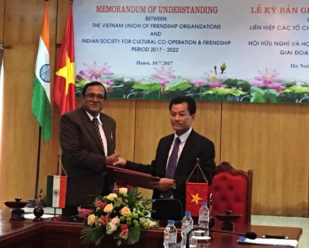 Vietnam, India look to stronger friendship and cooperation hinh anh 1