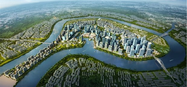 HFIC to become investor of HCM financial centre hinh anh 1