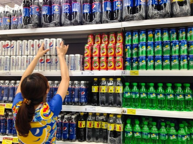 HCM City beverage production slips in H1 hinh anh 1