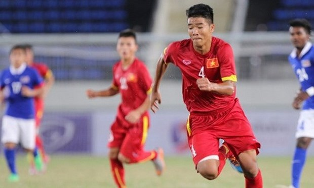 Vietnam to face Thailand in SEA Games Group B hinh anh 1