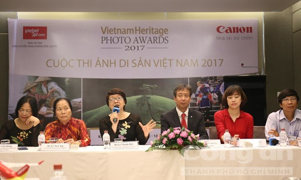 Sixth Vietnam heritage photo contest launched hinh anh 1