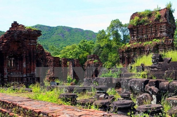 Vietnam strives to preserve My Son heritage site hinh anh 1