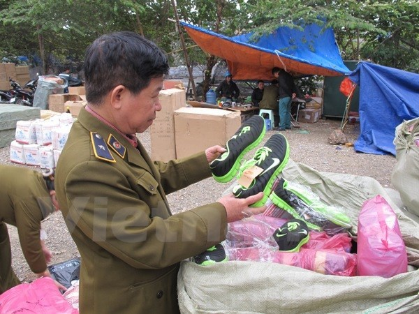 Conference reviews fight against smuggling, counterfeits hinh anh 1