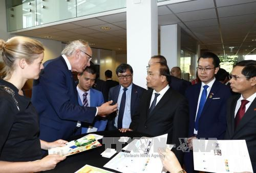 PM urges Dutch university to step up ties with Vietnam hinh anh 1