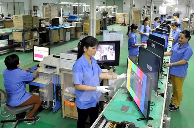 JICA helps HCM City train human resources for industries hinh anh 1