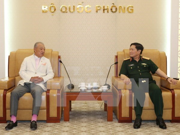 Defence links – crucial pillar in Vietnam-Japan ties: Minister hinh anh 1