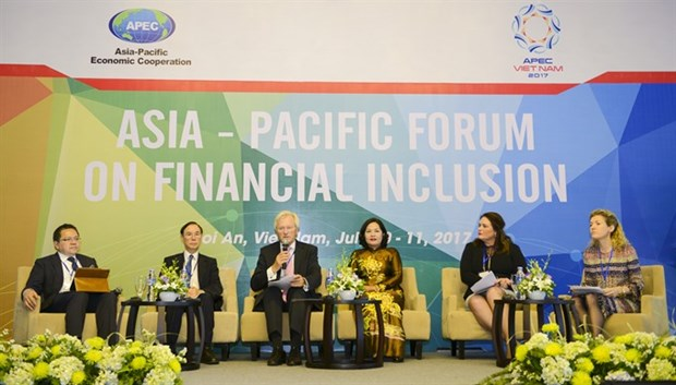 APEC members discuss sustainable finance hinh anh 1