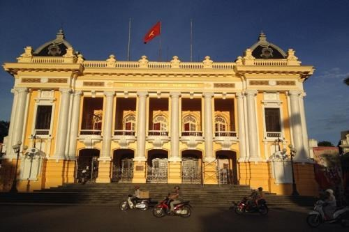 Virtual tour of Hanoi Opera House launched hinh anh 1