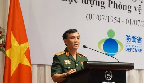 Sudan military officers welcomed to study in Vietnam hinh anh 1