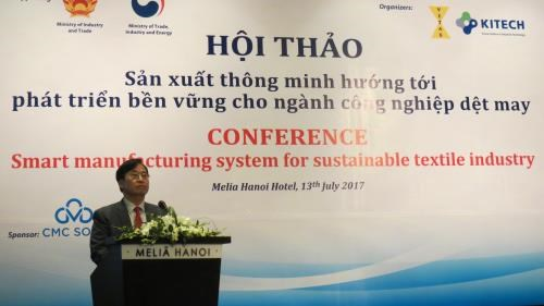 Smart production sought for sustainable textile development hinh anh 1