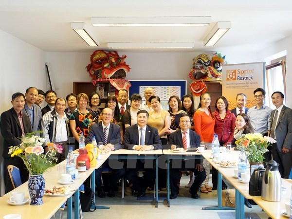 German localities encouraged to invest in Vietnam hinh anh 1