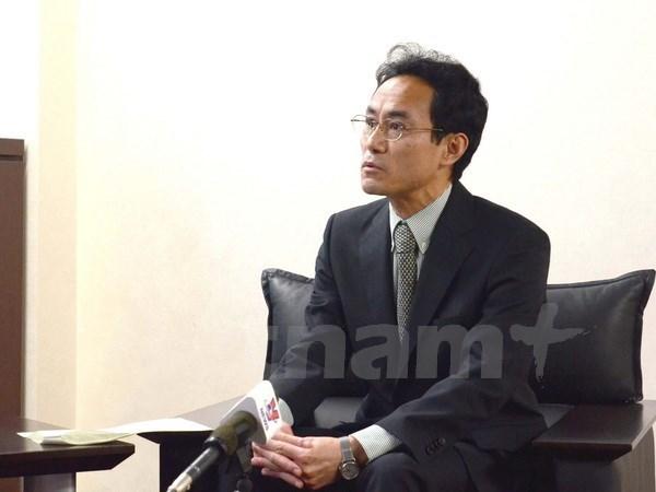 Japan hails Vietnam's hosting of APEC meetings hinh anh 1