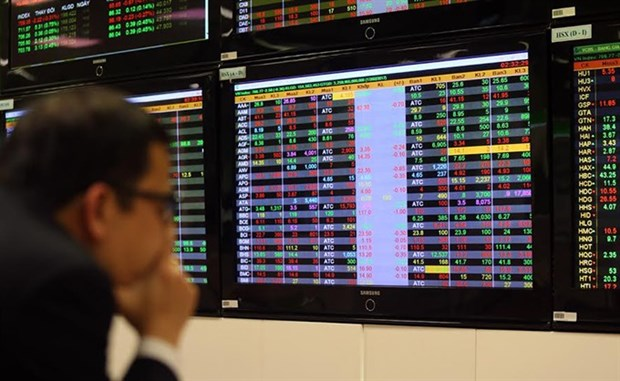 Stocks advance for a second straight day hinh anh 1
