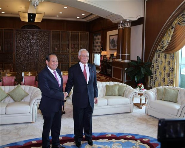 Vietnam, Malaysia to talk fishery agreement signing hinh anh 1